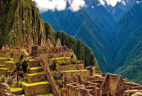 Photo of Machu Pichu