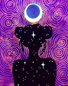 New Moon New Beginnings Circle Aug 30th 7-9pm @ The Rock Store